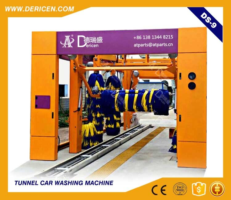 Ds9 Auto Automatic Tunnel Touchless Automatic Car Wash Machine