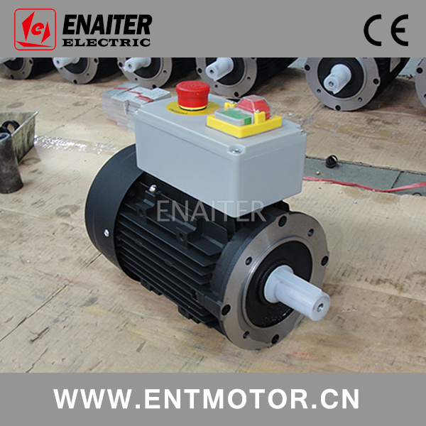 Special Electrical Motor with Switch