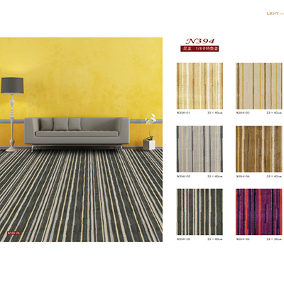 Hight Quality Jacquard Nylon Carpet