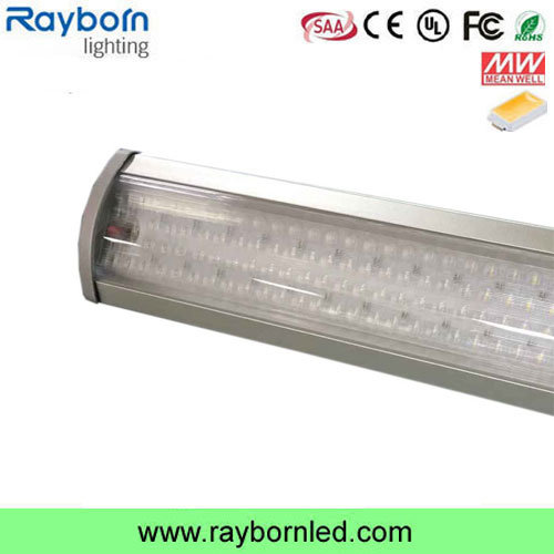 IP65 Waterproof Frosted/Clear Cover 120W 150W 200W Linear LED High Bay Light