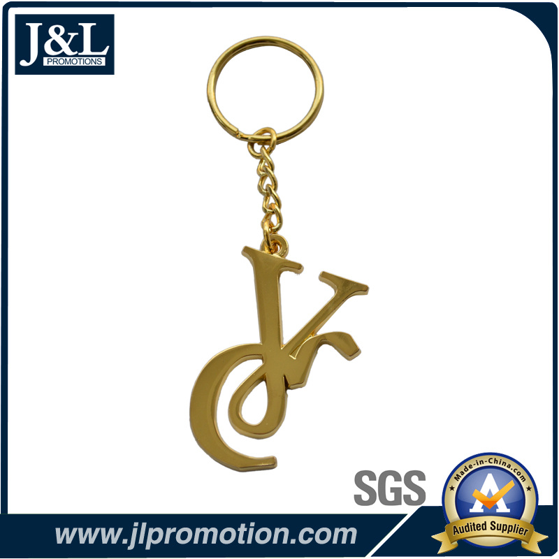 High Quality Zinc Alloy Metal Keychain
