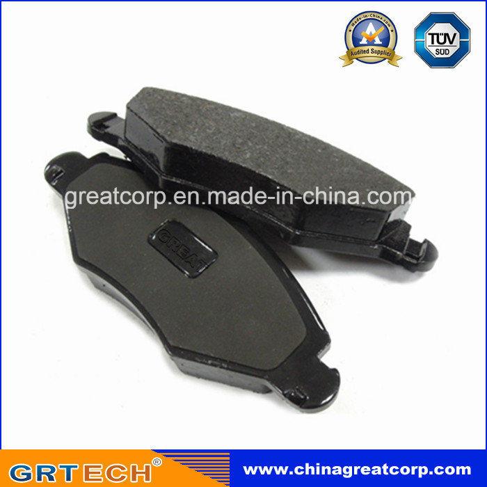 4252.12 Auto Parts Ceramic Brake Pad for Peugeot 206
