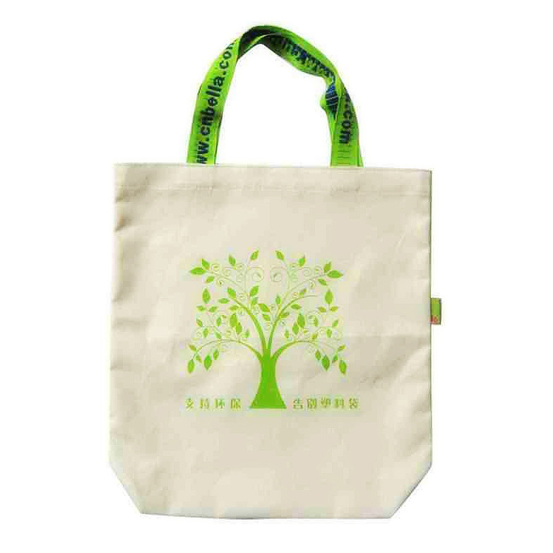Promotional Printing Cotton Shopping Canvas Bag