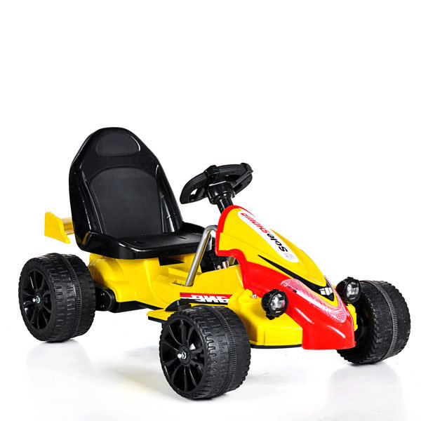 Electric Ride-on Children′s Toy Car- Yellow Kart