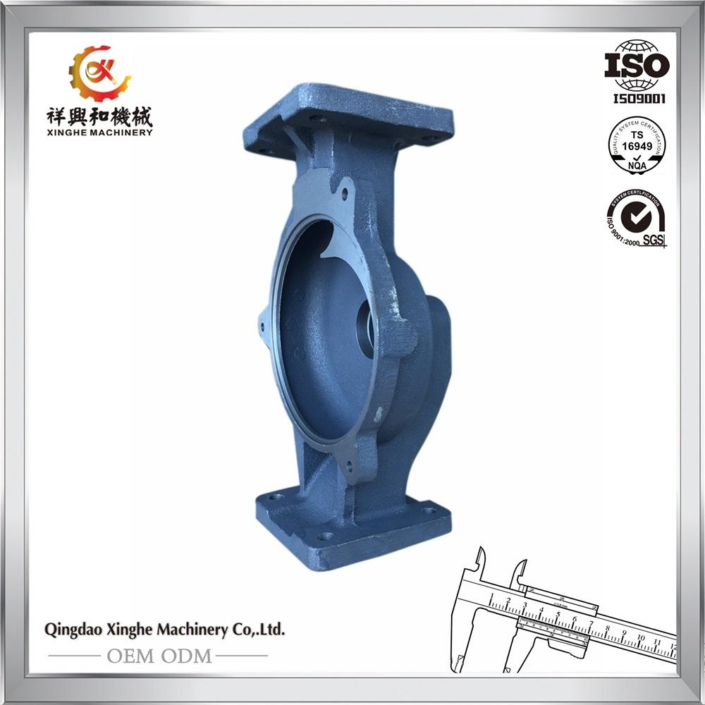 OEM Metal Ductil Iron Sand Casting Part Iron Parts