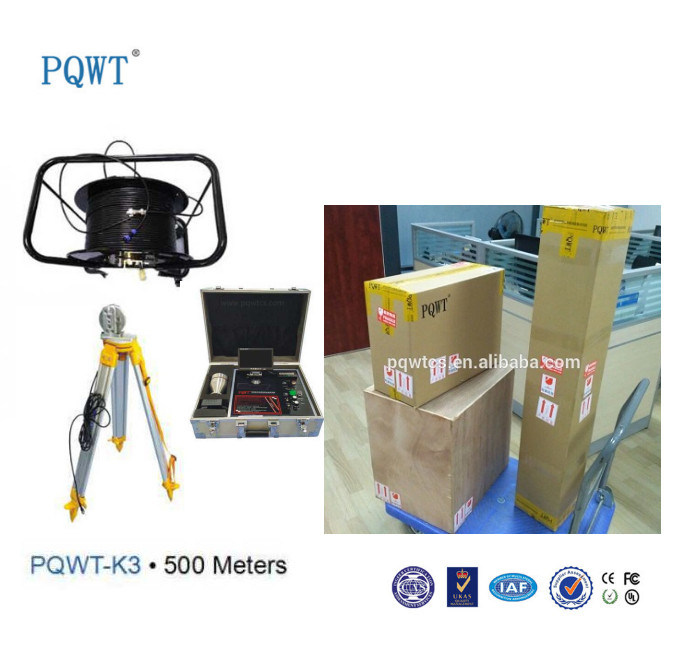 500m Deep Petroleum Under Well Inspection Video Camera