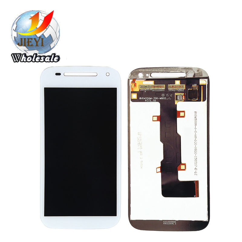 Mobile Phone LCD for Motorola E2 2015 Xt1505 Xt1511 Xt1524 LCD Display Touch Screen Digitizer