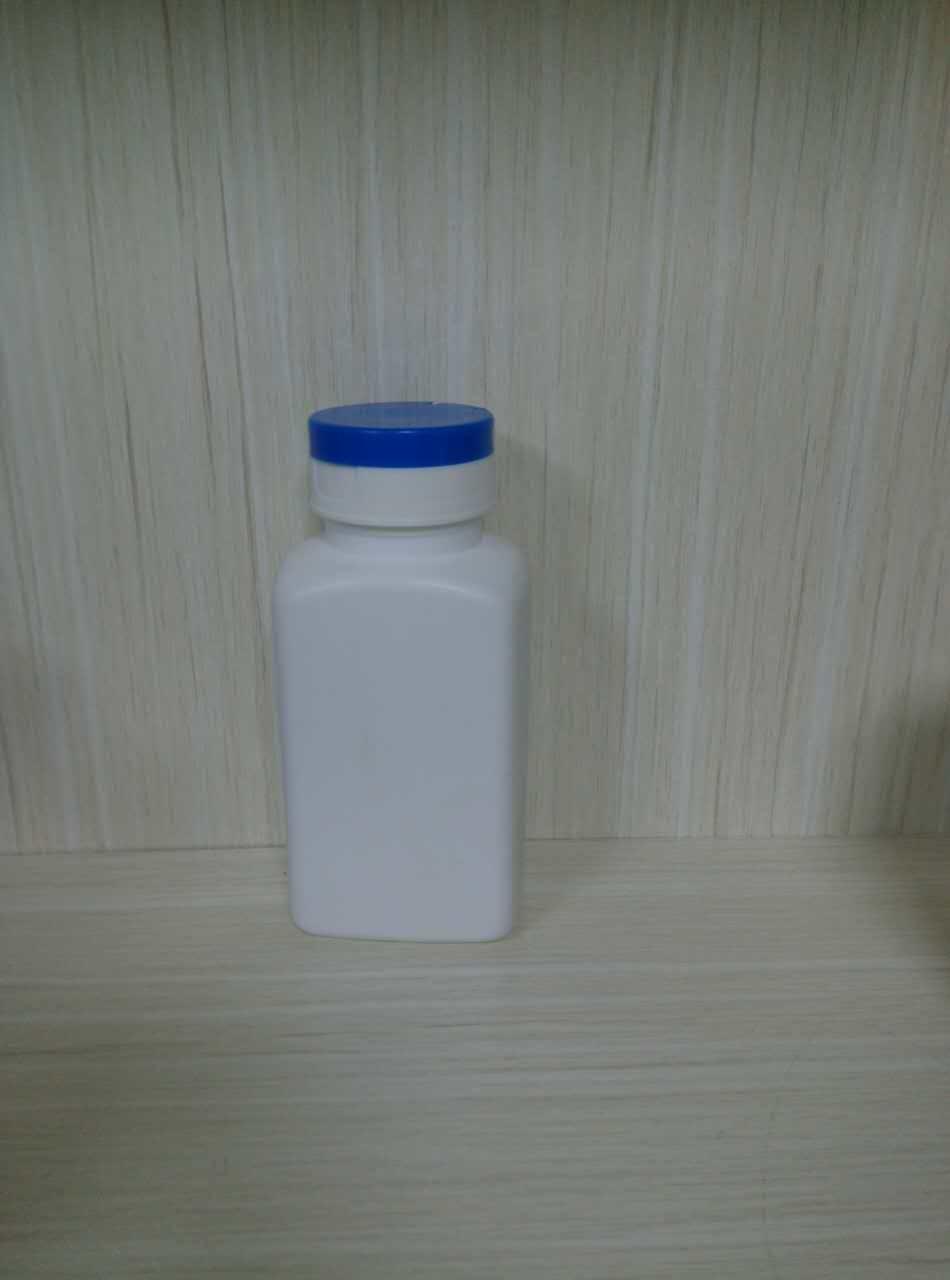 Flip-Top Cap 150g Health Medicine Plastic Bottle