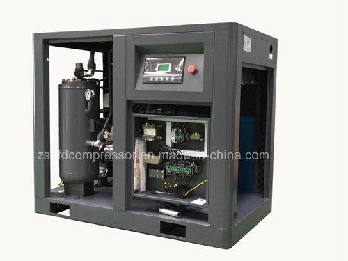 Industrial Use High Pressure (300HP/220kw) Energy Saving Screw Air Compressor