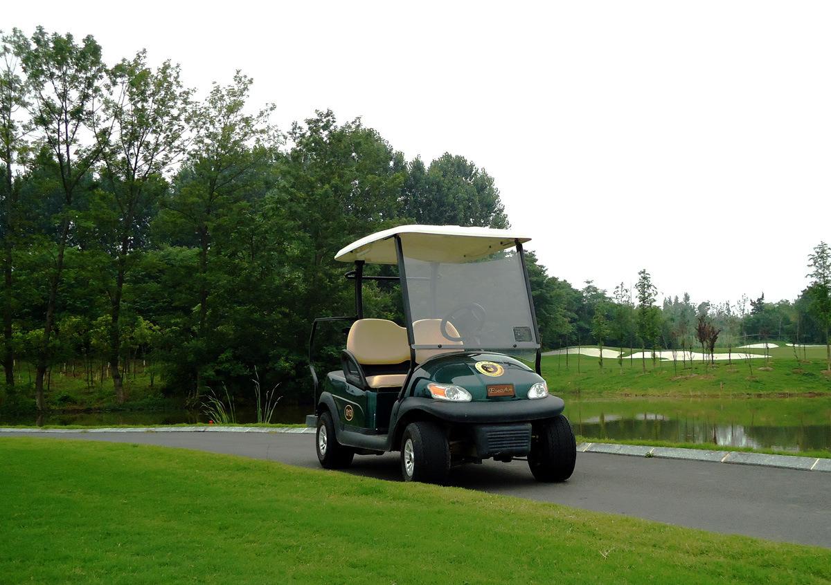 Aluminium Chassis Club Car 2 Seater Electric Golf Car