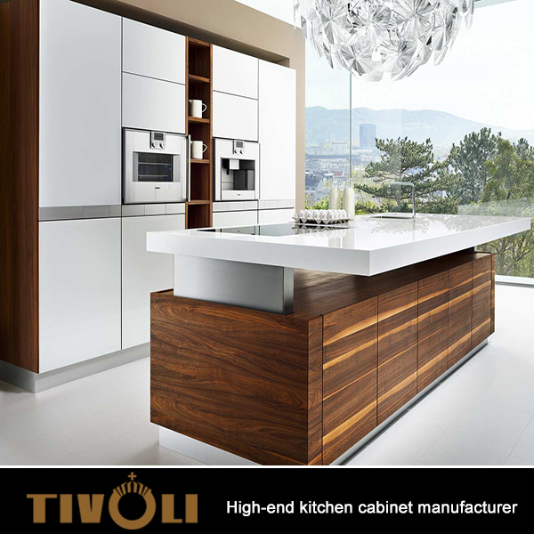 Fashion design Custom Cabinets for Kitchen Cabinetry with Fancy Joinery Tivo-0009