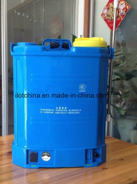 16L Agriculture Knapsack Battery Power Sprayer