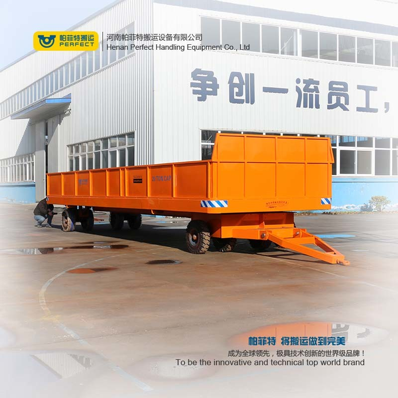 Automated Die Quick Changer Delivery Truck for Model Manufacturing