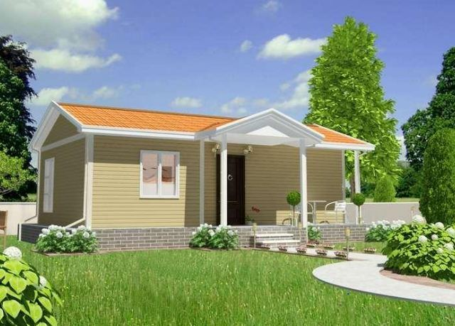 Good Value Environment-Freindly Material Prefab House