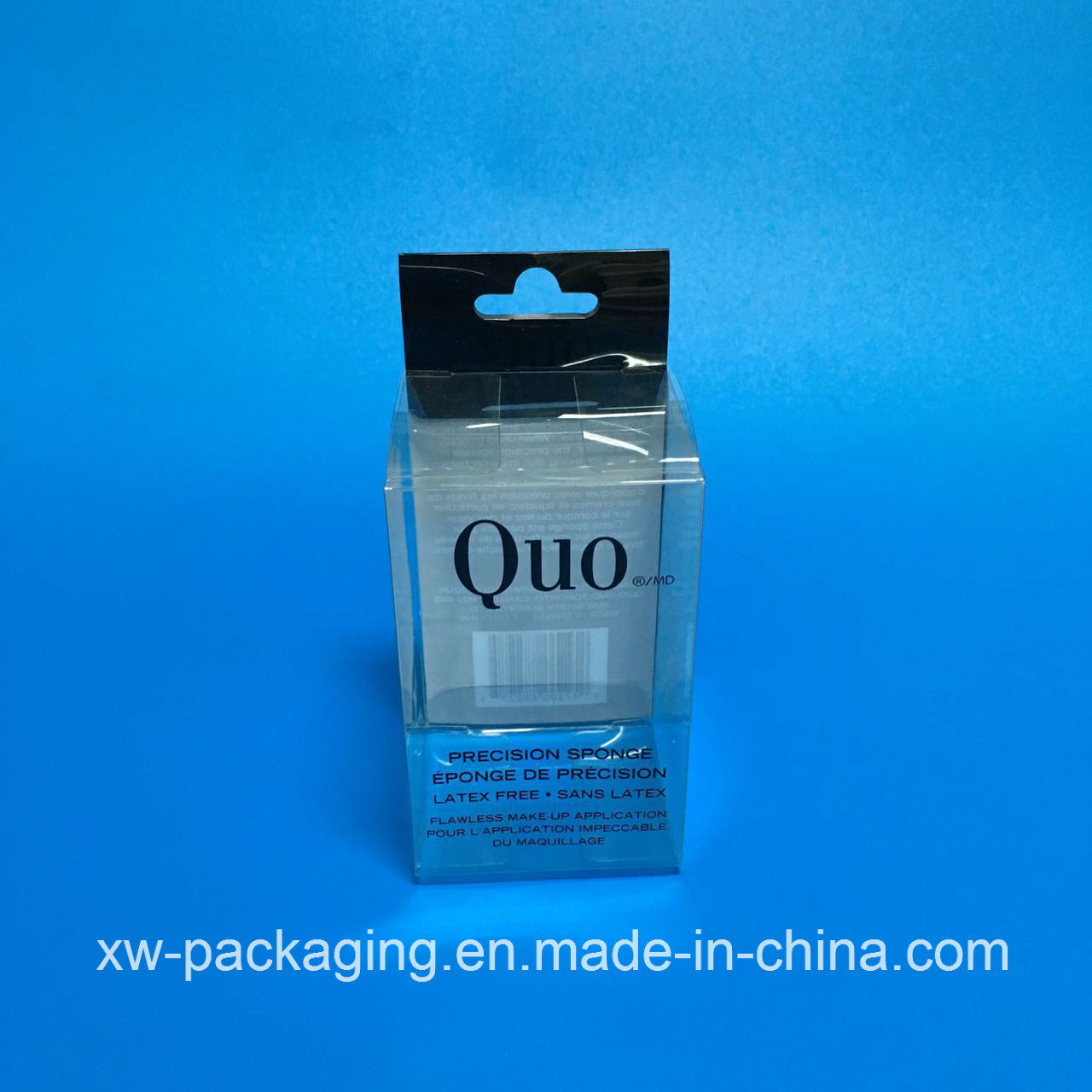 High Quality Printed Plastic Box for Cosmetic Packaging