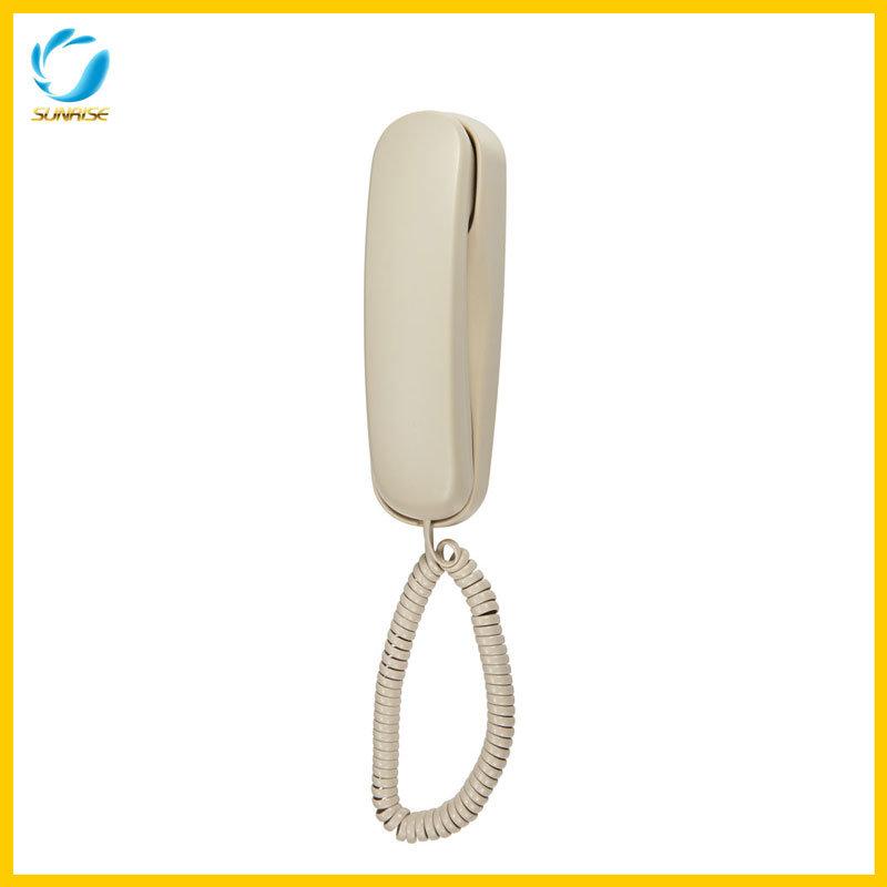 Hotel Bathroom Single Line Telephone