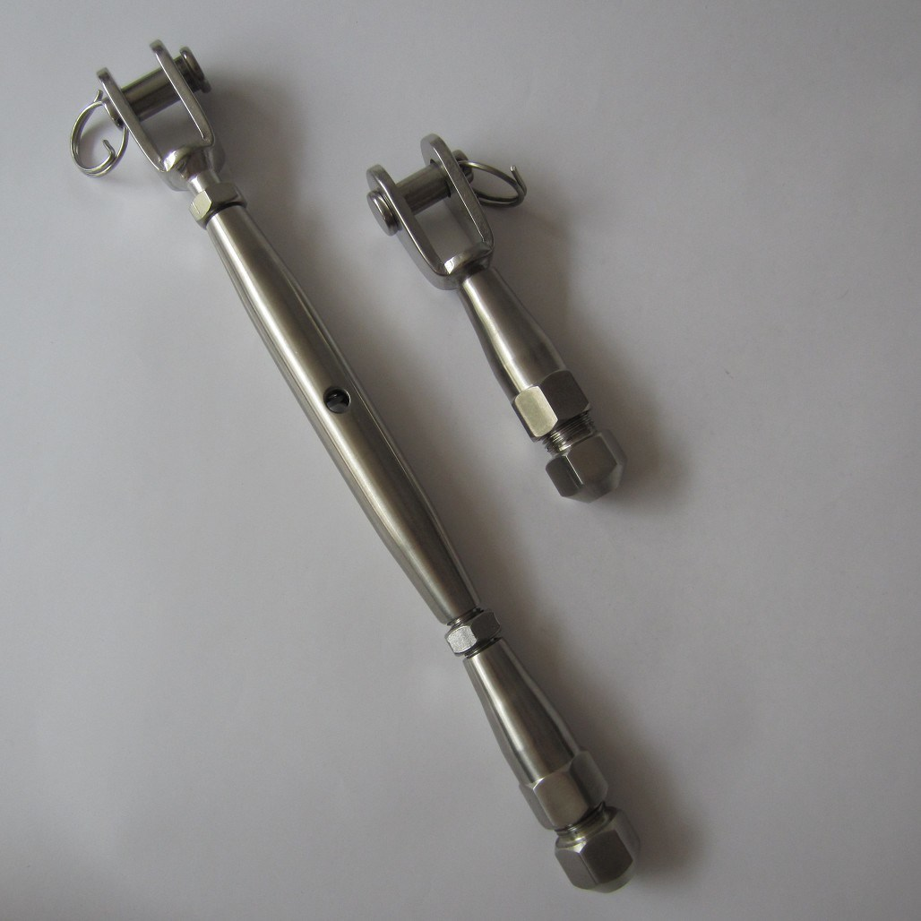 Stainless Steel Rigging Screw Fork& Quick Wire Terminal