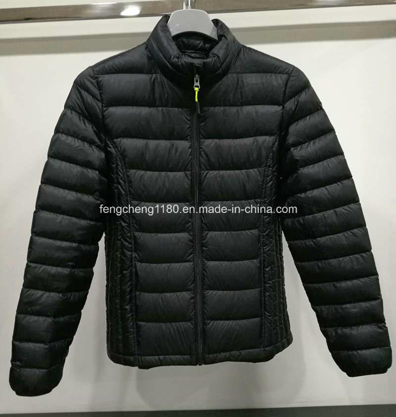 Man Fashion Lightweight Duck Down Jacket 17030