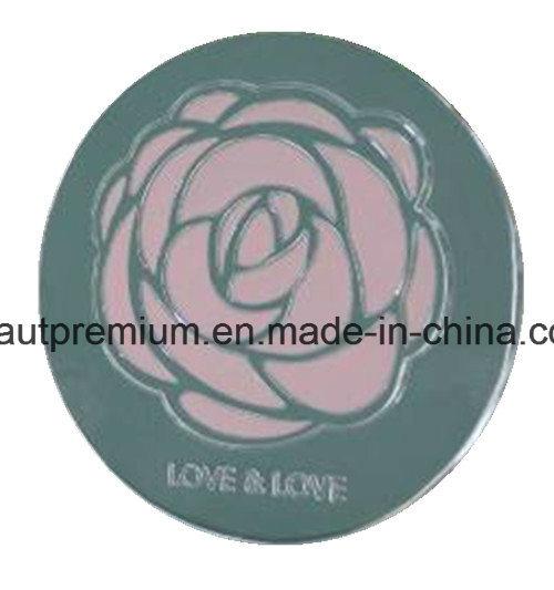Metal Single Round Rose Mirror L′oreal Audit Make up Mirror BPS036