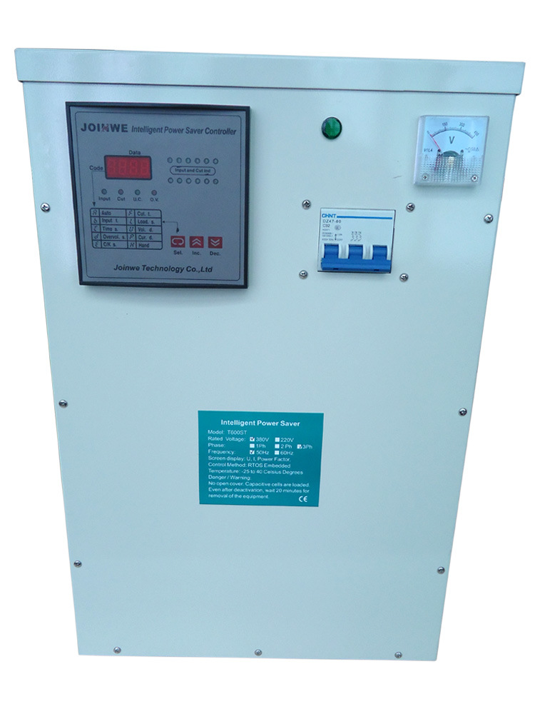 Three Phase Intelligent Power Factor Energy Saver Auto Control