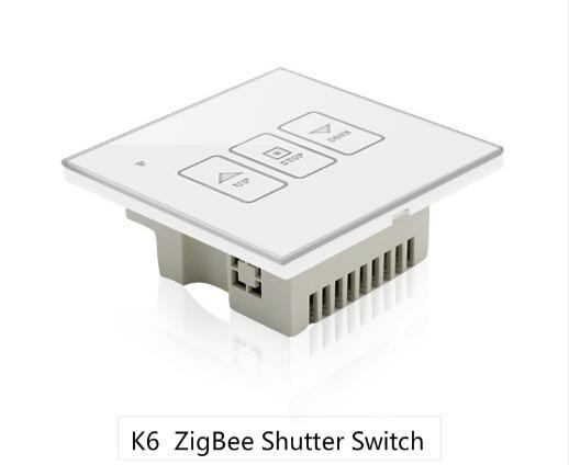 Zigbee Smart Home System Solution Phone Remote Control Touch Switch