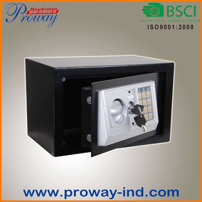 High Security Electronic Safe Box for Home and Office