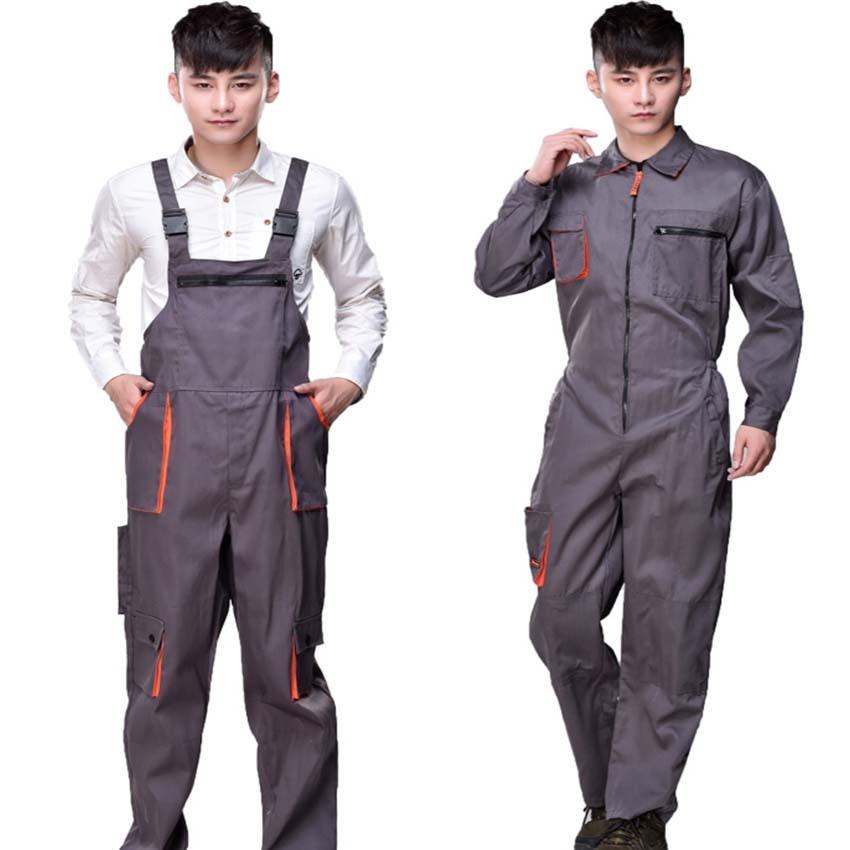 Custom Logo Worker Wear Work Clothing Workwear Coverall