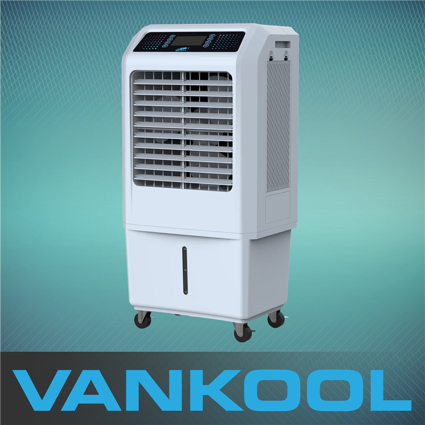 Water Condenser Air Conditioner Evaporative Air Cooler Cooling Fan