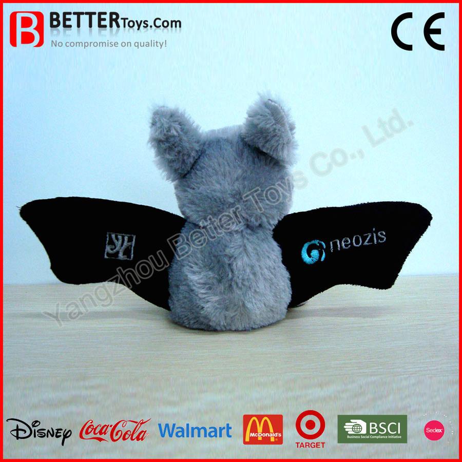 Customized Stuffed Animal Plush Bat Toy