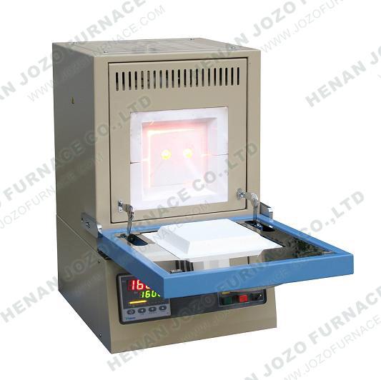 "1700c Compact Muffle Electric Heating Furnace (4.7""X 4.7""X 4.7"", 1.7L)"