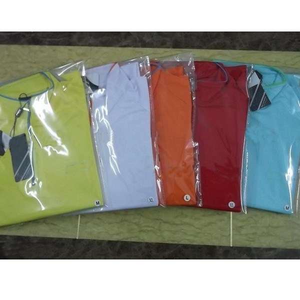 Sample Generosity Golf T Shirt Long Sleeves 5 Colors
