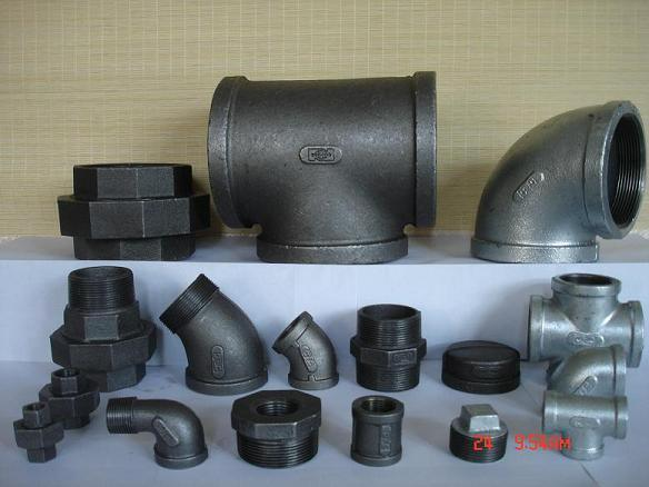 China malleable iron pipe fitting class