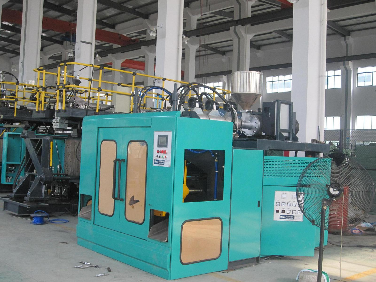 Blow Molding Machine for 50ml to 3L (double-station)