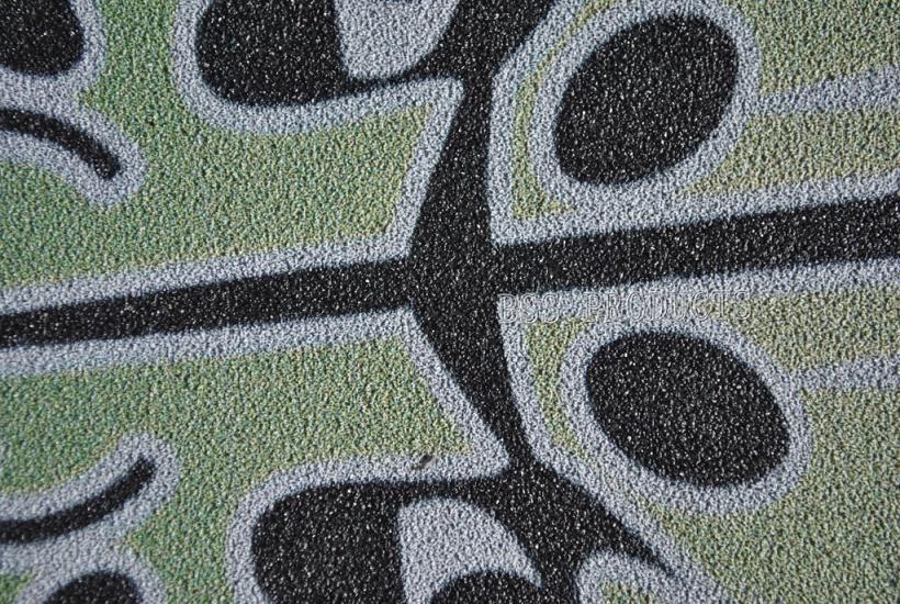 Printed Skateboard Griptape Spray Printing Griptape