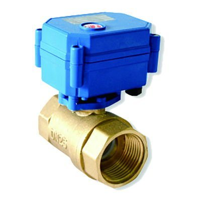 China High Quality Electric Water Valve China Motorized