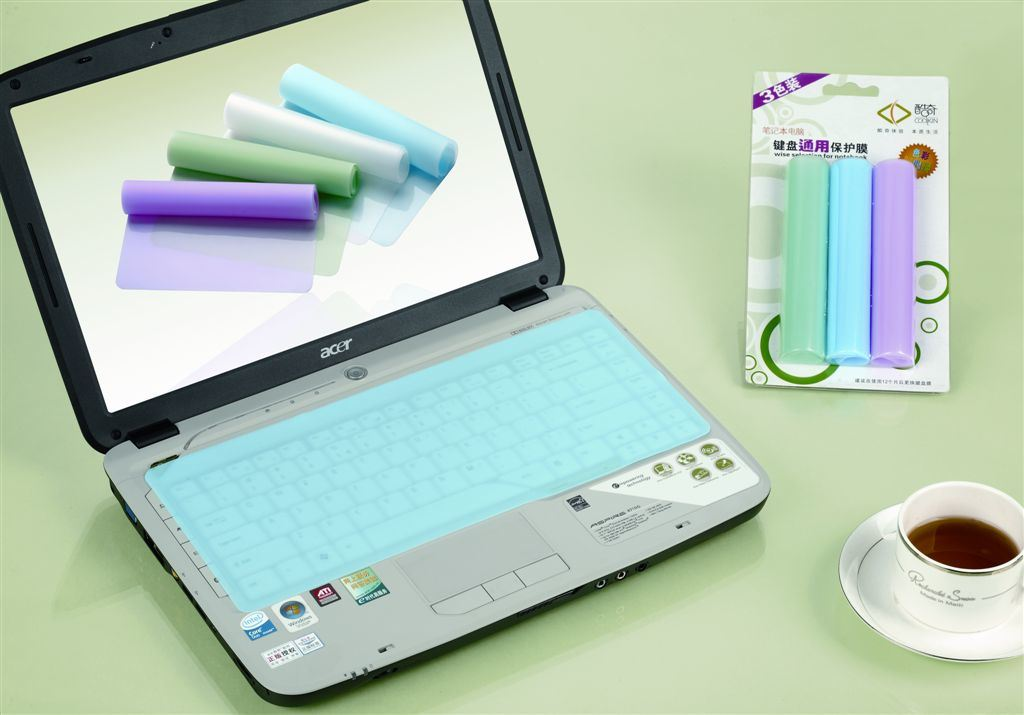 Laptop Silicone Covers 64