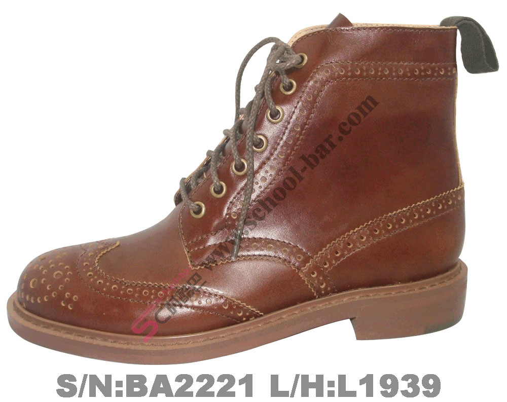 Oxfords Shoes (BOOTS-BA2221