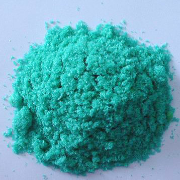 Copper sulphate zinc