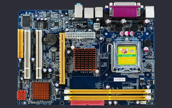 Esonic Motherboard G31fccl2, G31cel2 LGA775 CPU