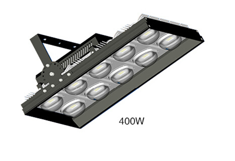 400W LED Street Light with COB Bridgelux Chip and Meanwell Driver Waterproof IP67