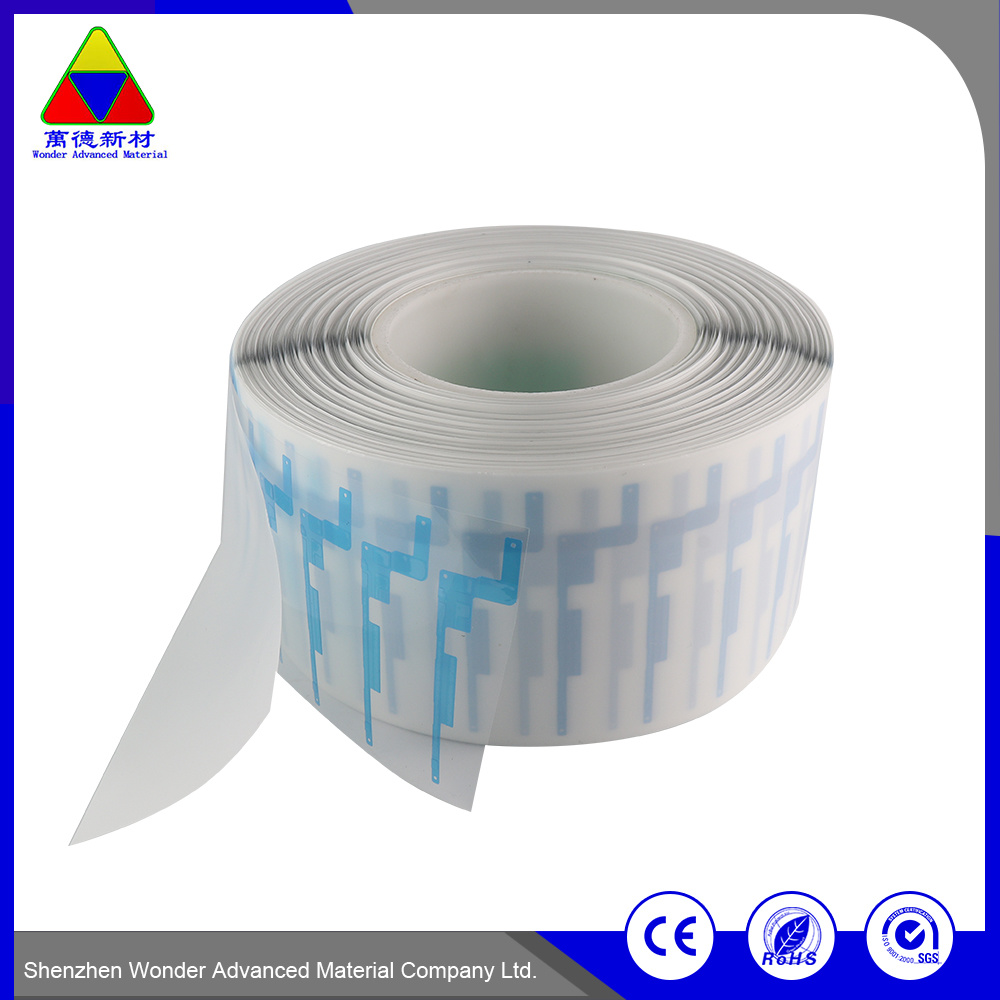 China Custom Printed Label Paper Sticker Heat Shrink Film - China ...