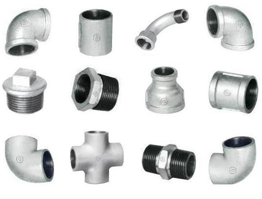 China hot diped galvanized pipe fittings lshf