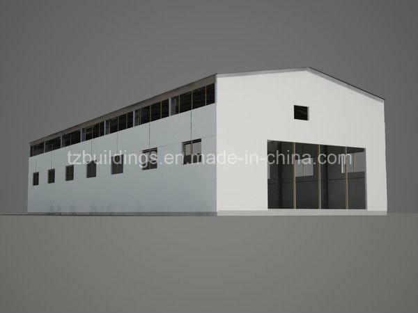 Good Quality Steel Structure Workshop