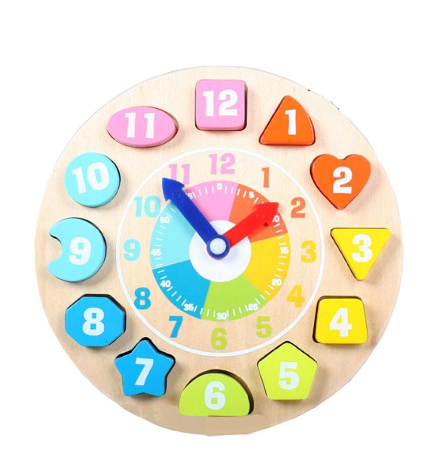 Žaislas laikrodis