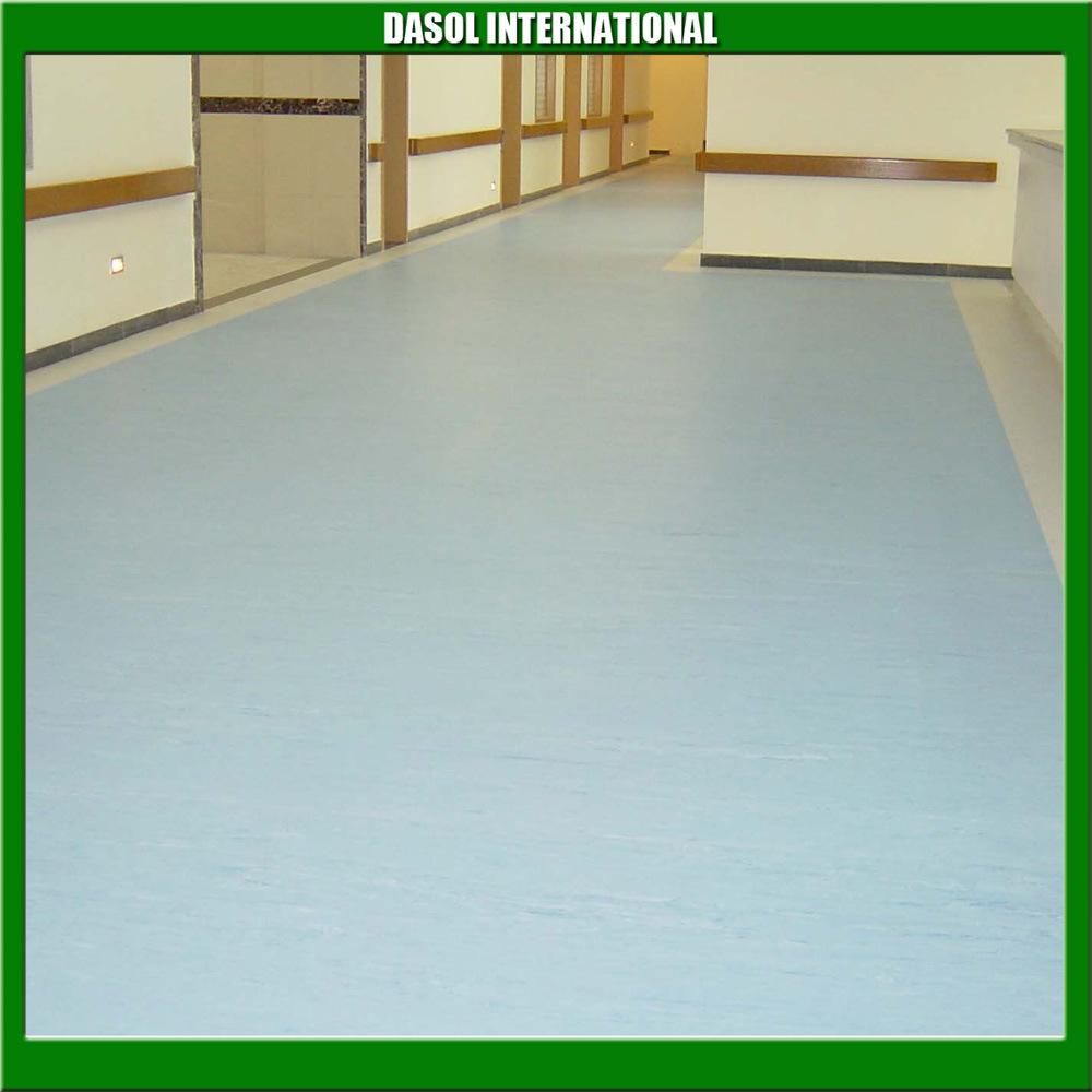 PVC Quartz Floor Tiles (DS-PQF)