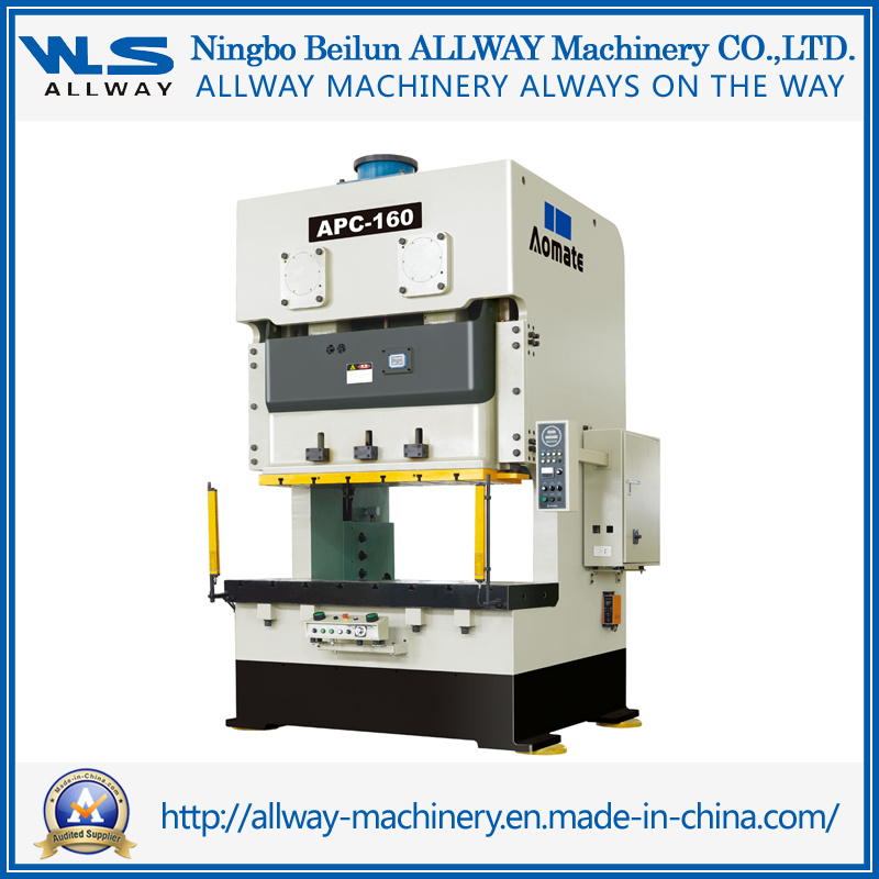High Efficiency Energy Saving Press Machine/Punch Machine (APC-160) /Castings