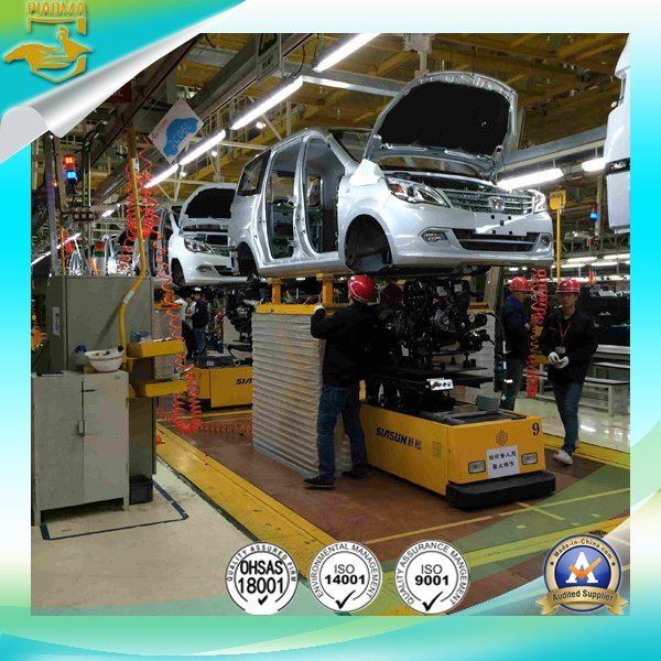 Automobile Coating Painting Production Line for Car