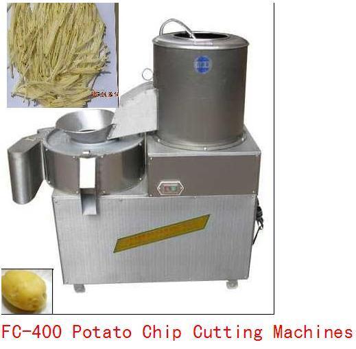 potato machine cutter