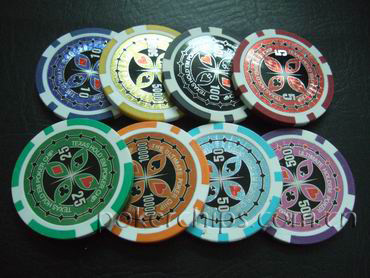 ultimate poker chip