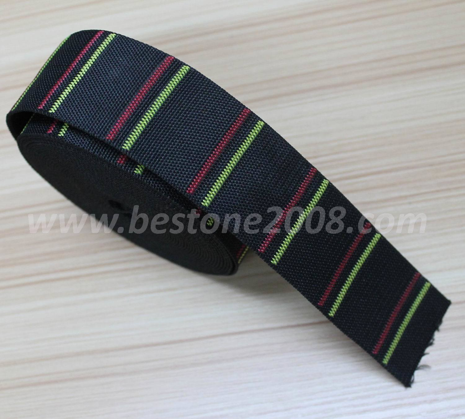 Factory High Quality Jacquard Webbing for Bag Accessories #1312-19